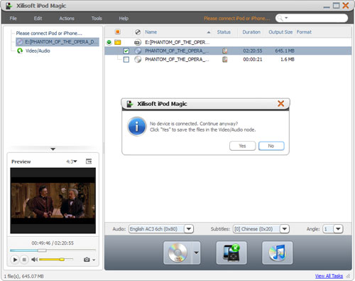how to move files from itunes to ipod