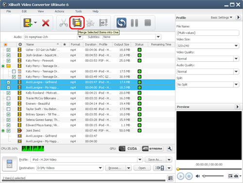 Xilisoft HD Video Converter 6 Software Sales