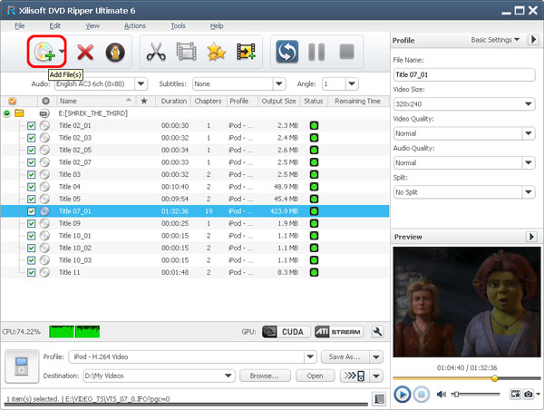 rip dvd to wmv in an easy way with xilisoft dvd ripper